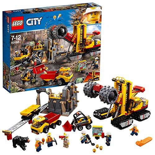 [해외] 레고(LEGO) 씨티 골드 헌트 채굴장 60188