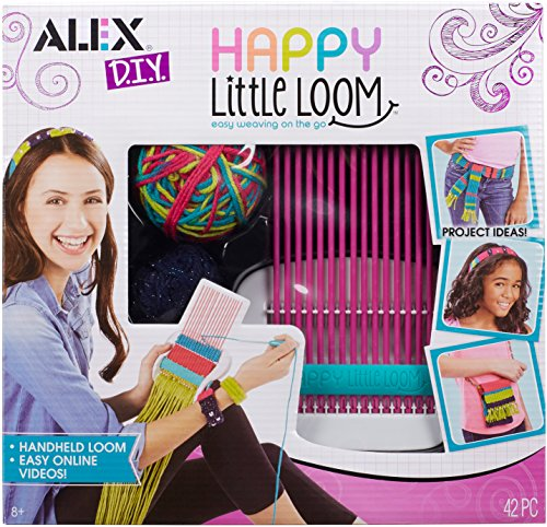 ALEX DIY Happy Little Loom Kit JungleDealsBlog.com