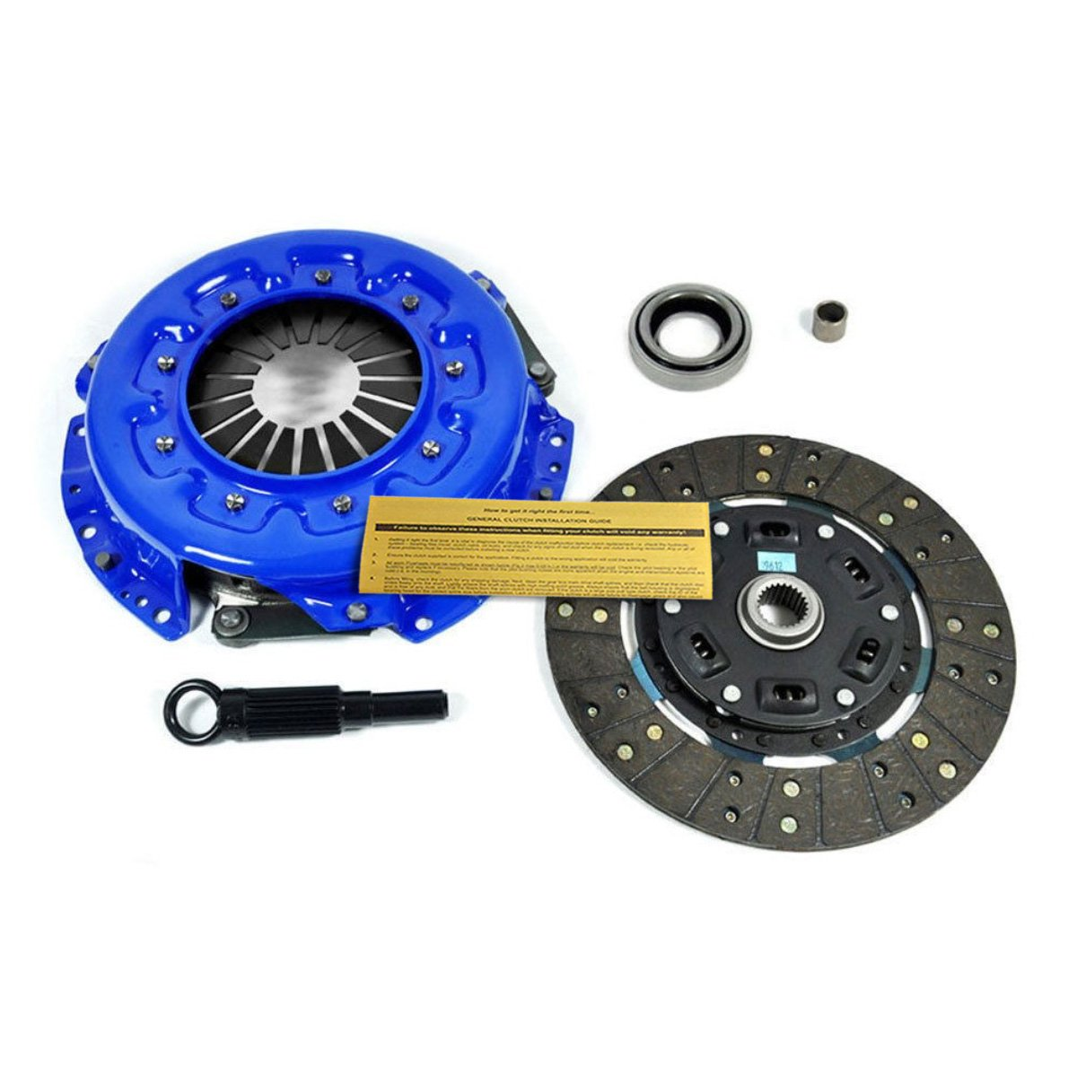 EF etapa 2 HD Kit de embrague para 90 - 96 Nissan 300ZX non-turbo 3.0L DOHC Nismo Z32: Amazon.es: Coche y moto