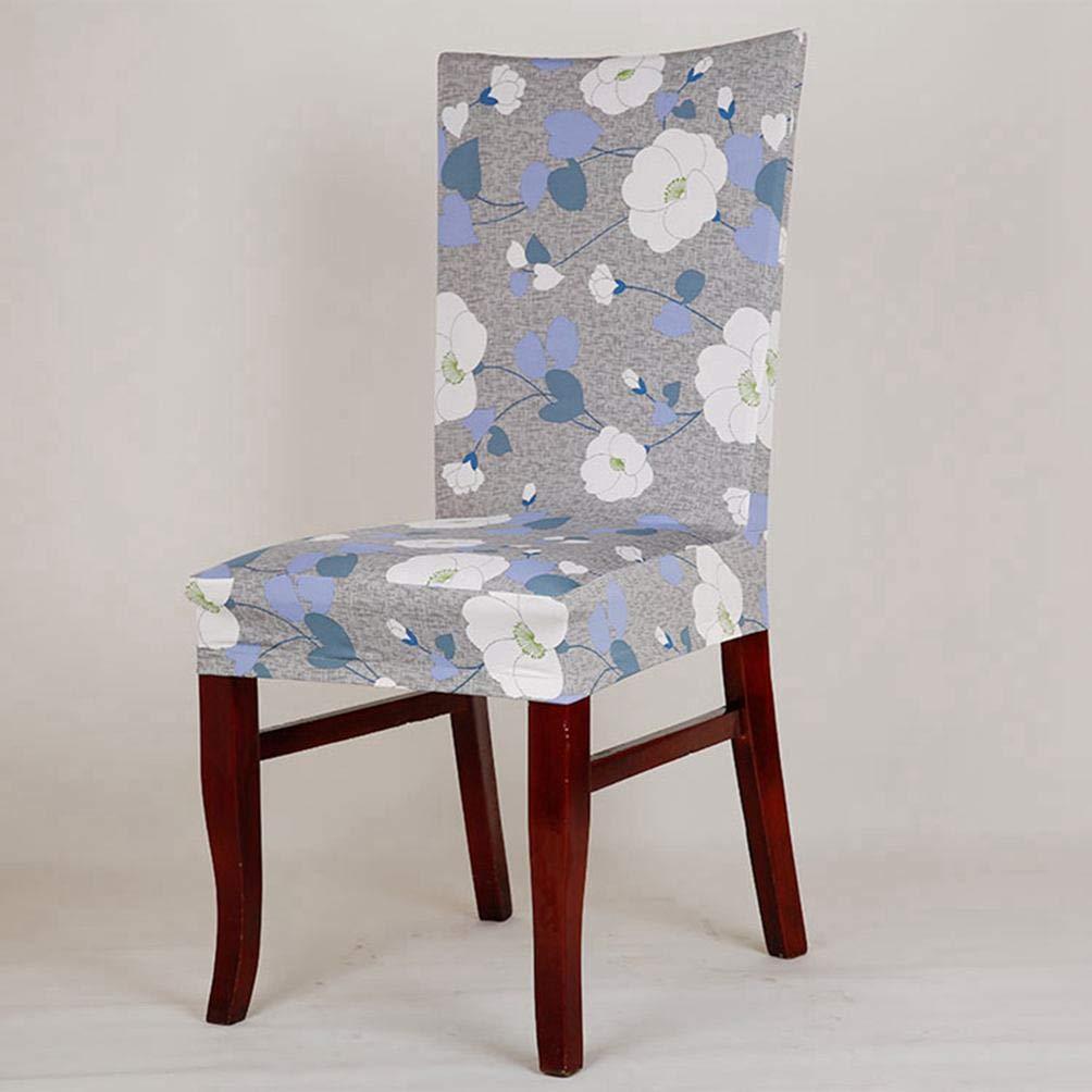 SureFit SF44546 Stretch Pixel Corduroy Box Cushion Chair Burgundy