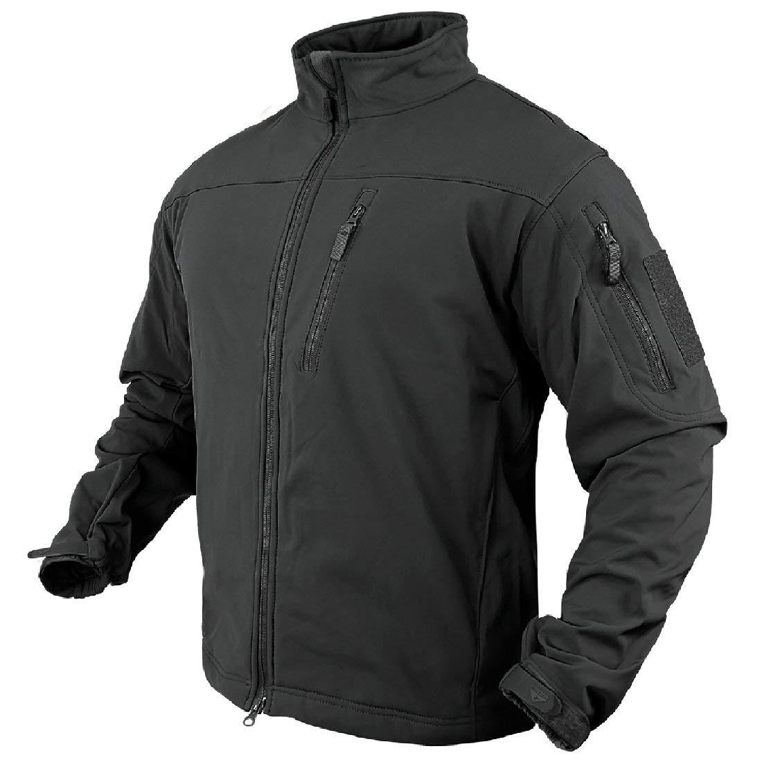 Condor Outdoor Phantom Softshell Jacket Small Navy
