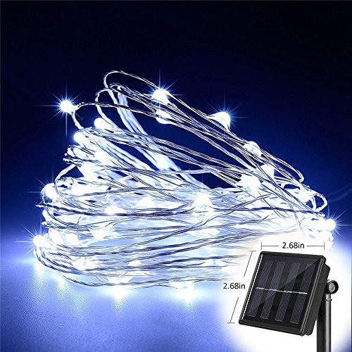 100 Ft Solar Rope Lights in US - 3
