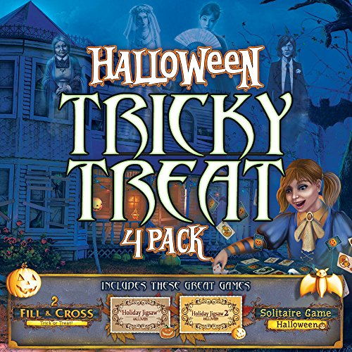 Halloween Tricky Treat 4 Pack [Download] -