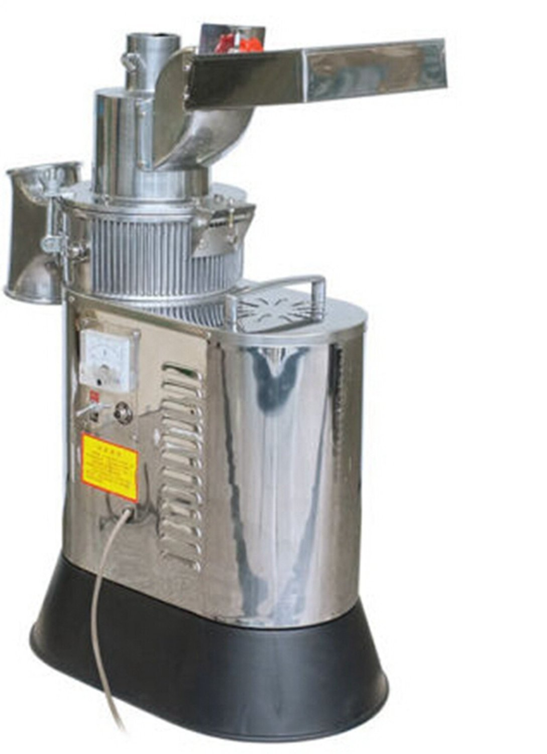 Cyana TOP NEW 40kg/h Automatic Floor-standing Continuous Hammer Mill Herb Grinder Pulverizer by Cyanalab Shop (Image #1)