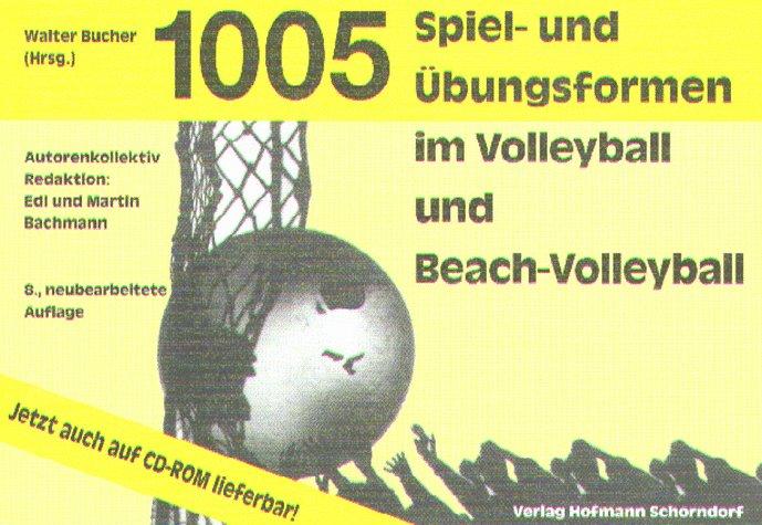 1005 Spiel- und Übungsformen im Volleyball und Beach-Volleyball