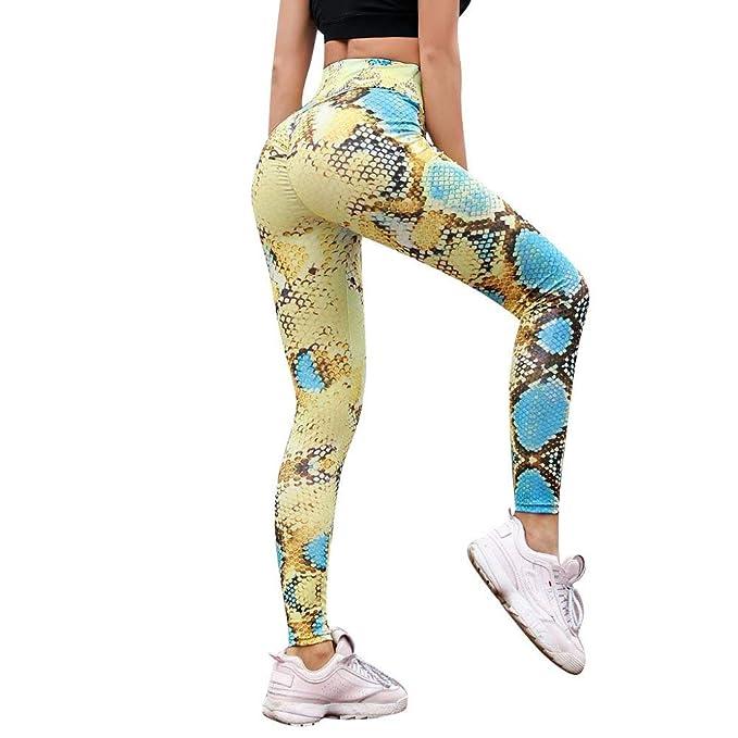 Trisee Pantalones de Yoga para Mujer, Pantalones de Yoga de ...