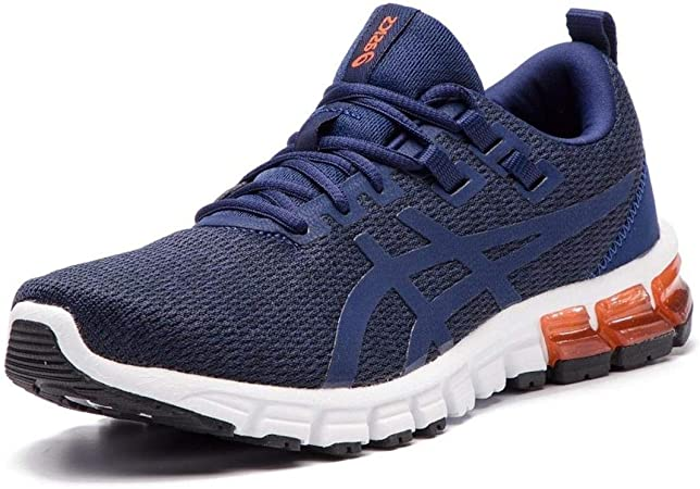 Vaticinador claridad Banco de iglesia  Amazon.co.jp: Asics GEL-Quantum 90 [1021A123-401] Men Running Shoes  Peacoat/Orange-290: Health & Personal Care