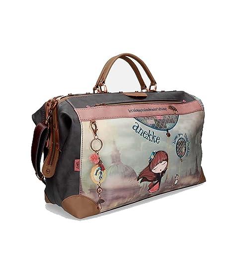 07c3dcfe85f Bolso viaje Anekke Miss Poppins  Amazon.es  Zapatos y complementos
