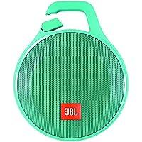 JBL Clip plus + Splashproof Portable Bluetooth Speaker (Teal) Bulk packaging