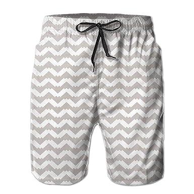 Men Comfortable Hawaii Beach Camper Fashion Beach Shorts Swim Trunks Board Shorts