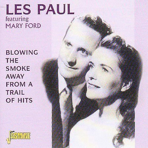 CD : Les Paul - Blowing The Smoke Away From A Trail Of Hits (CD)