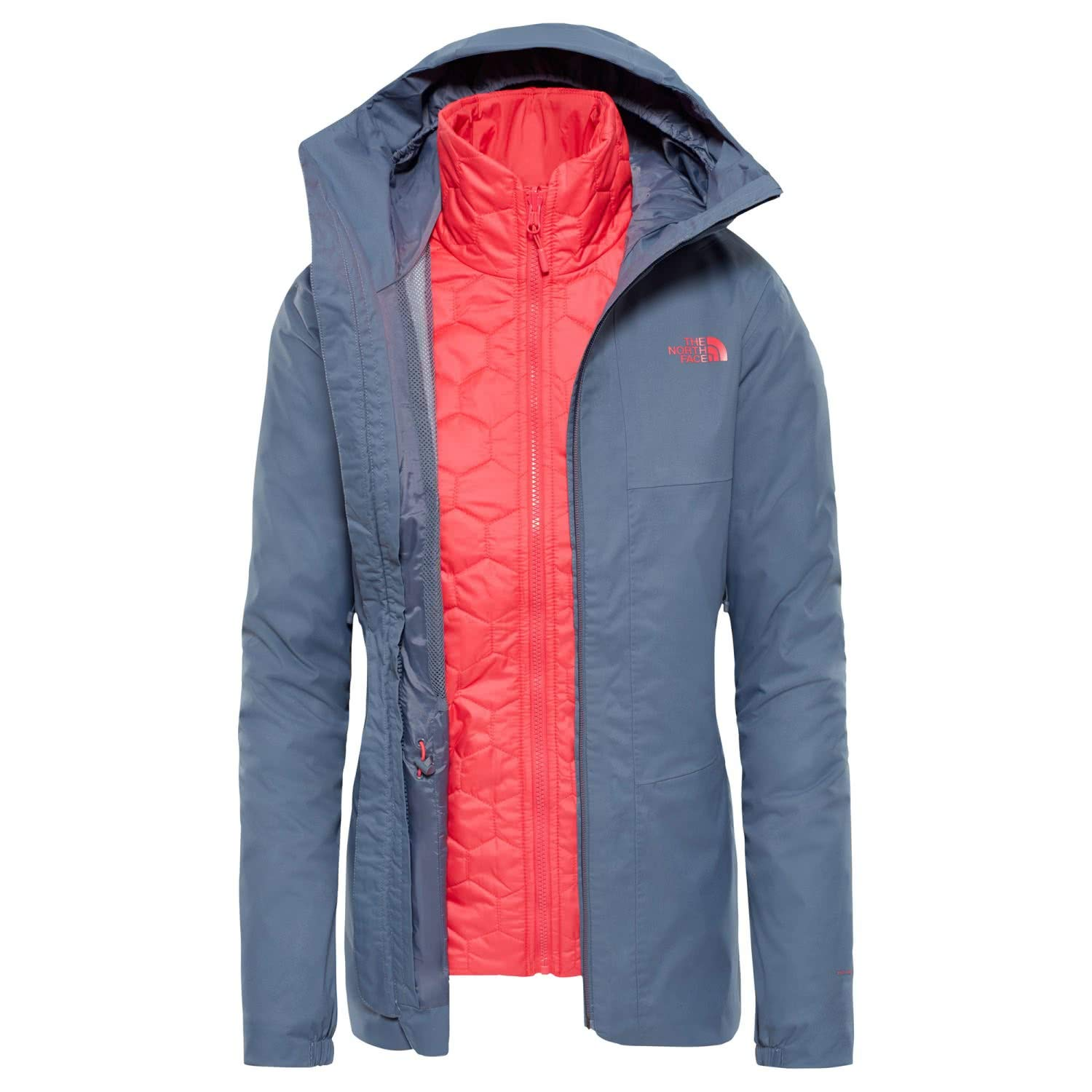 free shipping b1493 e2ad1 THE NORTH FACE Damen Jacke Hikesteller Triclimate Jacket ...