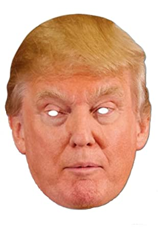 Amazon.com: Donald Trump Mask Halloween President Candidate Poster ...