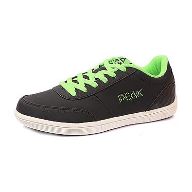 Buy PEAK Men Green Mesh Casual Shoes 44