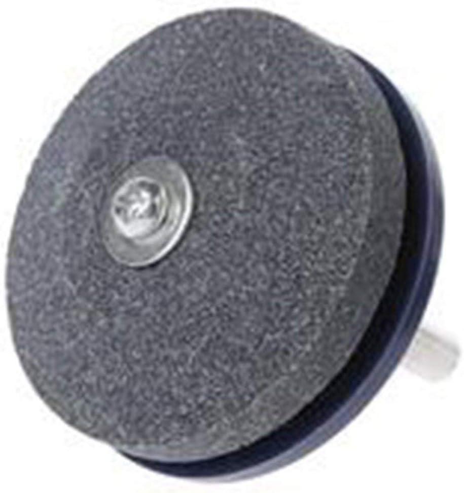 Pudincoco Afilador de energía eólica compacta y liviano Afilador de cortacésped Afilador Industrial Nitidez Fácil de Usar