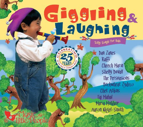 Sings Silly Songs Cd (Giggling & Laughing: Silly Songs For Kids)
