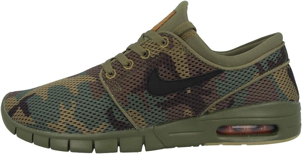 Nike Stefan Janoski Max, Chaussures de Skateboard Mixte Adulte