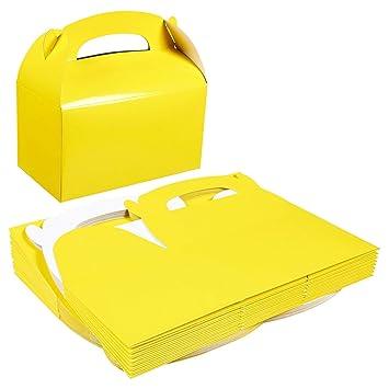 Amazon.com: Pack de 24 cajas – Gable Favor Boxes – Cajas de ...