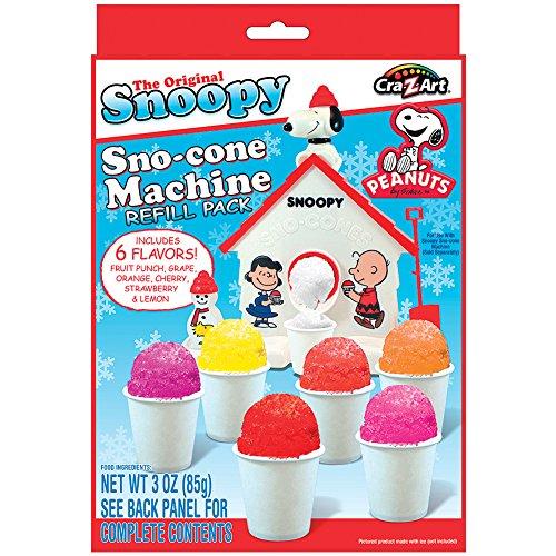 PEANUTS Snoopy Sno cone Maker Refill product image