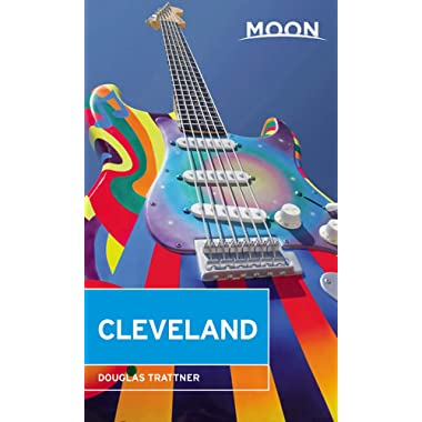 Moon Cleveland (Travel Guide)