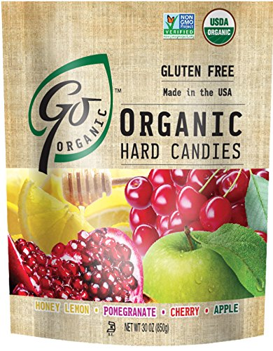 GoOrganic Assorted Hard Candies - 30-Ounce Bag