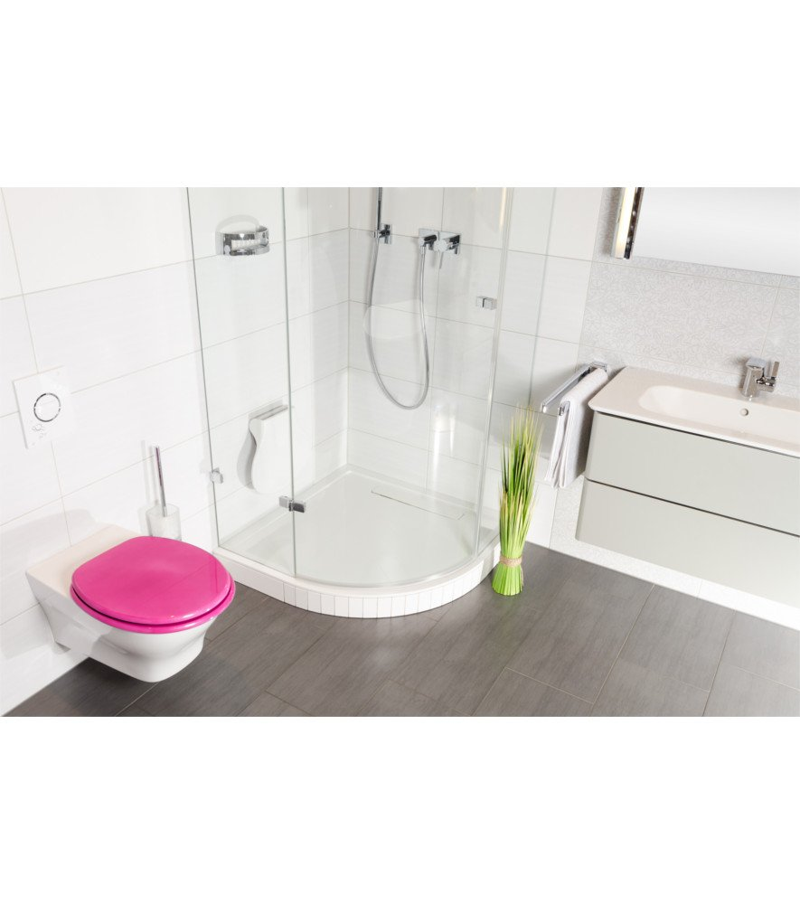 Waterdrop Wide Choice of Beautiful Toilet Seats Easy to Mount | High Quality Toilet Seat Stable Hinges