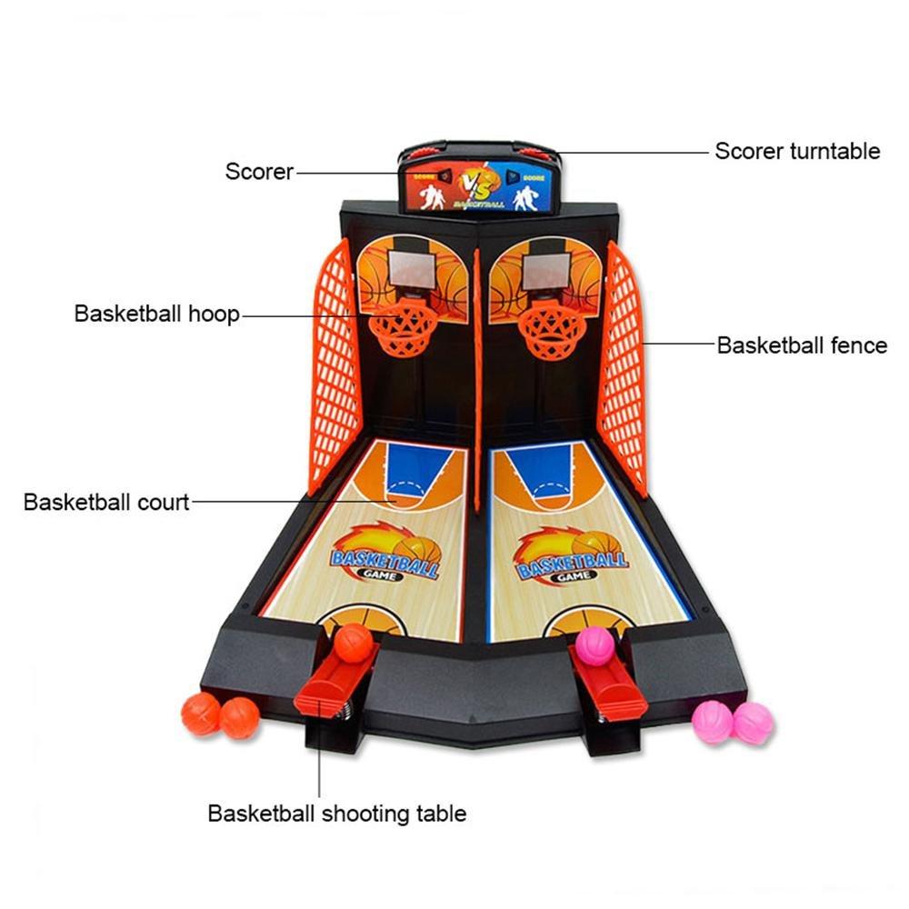 Juego de baloncesto de juego, mesa de escritorio, juegos de ...