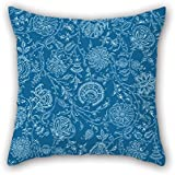 PILLO Bohemian Throw Pillow Case 16 X 16 Inches / 40 By 40 Cm Best Choice For Living Room,sofa,seat,floor...