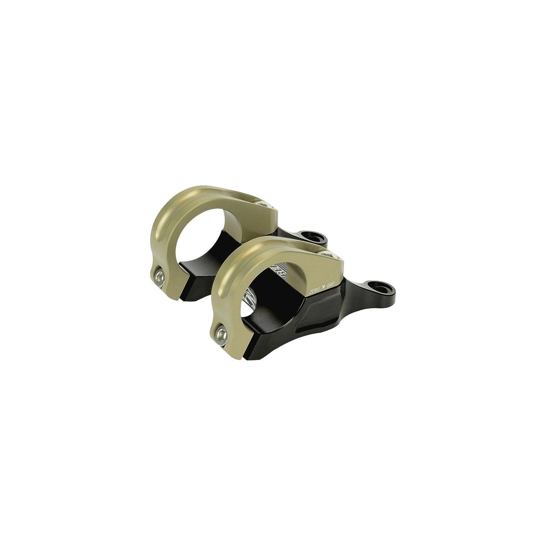 45mm Reach Black//Gold 35mm Clamp 10mm Rise Renthal Integra 35 Stem: Direct Mount