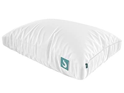Sleepgram Pillow-Premium Adjustable Loft-Soft Hypoallergenic Microfiber Washable Removable Cover, 18 X 33-King Size sleep pillows - 61EWSbps8kL - Sleep pillows review – buying guide and review for sleep pillows