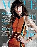Vogue Mexico Magazine (April, 2015) Catherine McNeil Cover