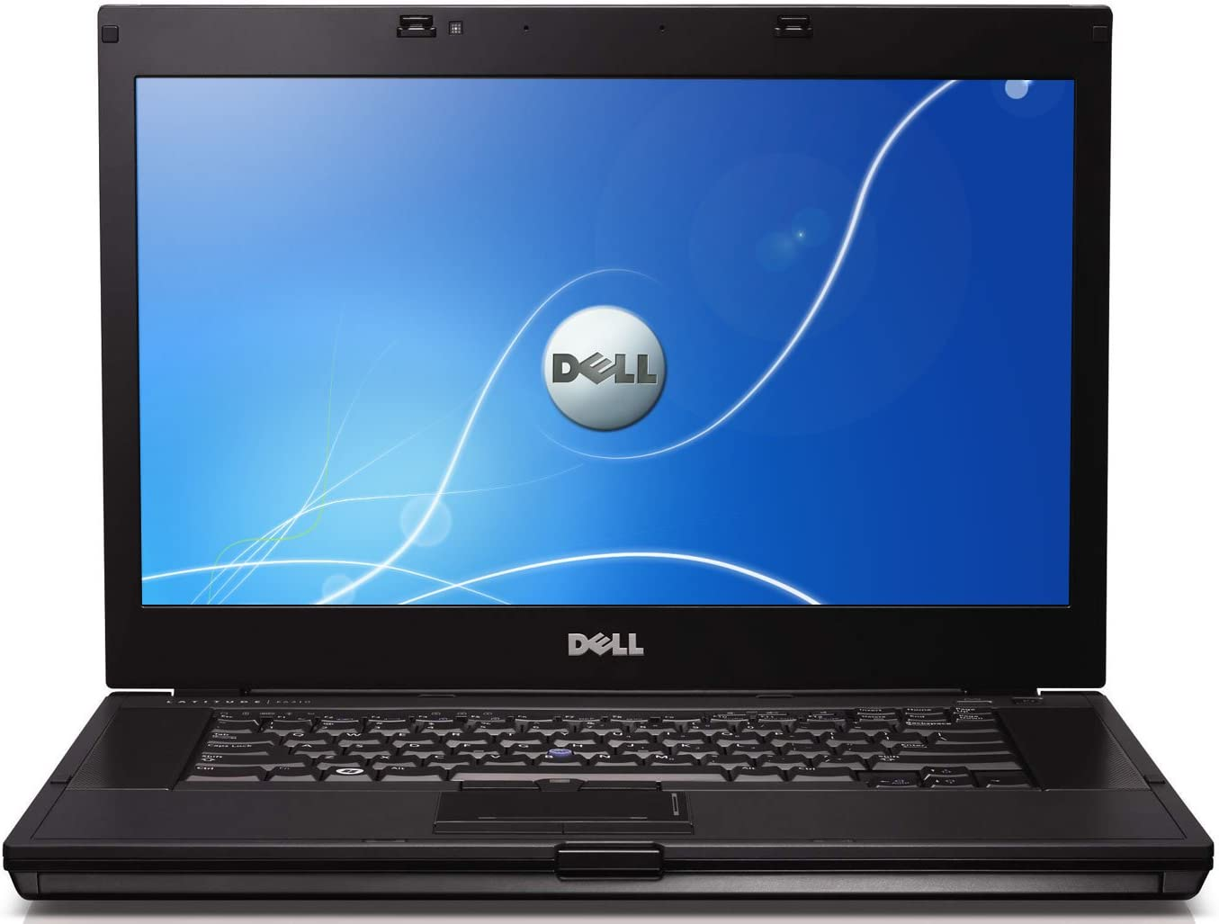 Dell Latitude E6510 15.6 Inch Laptop PC, Intel Core i5-520M up to 2.93GHz, 4G DDR3, 320G, DVD, WiFi, VGA, DP, Windows 10 Pro 64 Bit Multi-Language Support English/French/Spanish(Renewed)