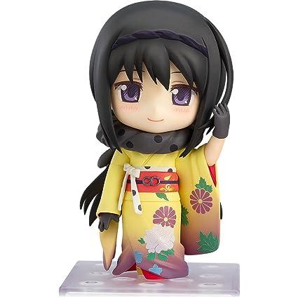 Puella Magi Madoka Magica 3/'/' Homura Trading Figure Anime NEW