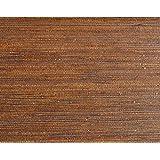 488407 - Grasscloth 2 Brown Galerie Wallpaper