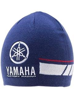 Yamaha - Gorro de punto - para hombre azul azul Talla única