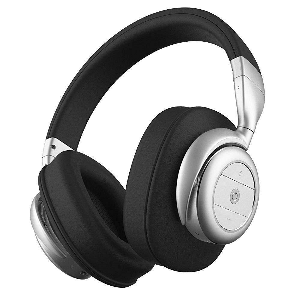 BÖHM B76 Wireless Over-Ear Noise-Canceling Headphones Portable New!