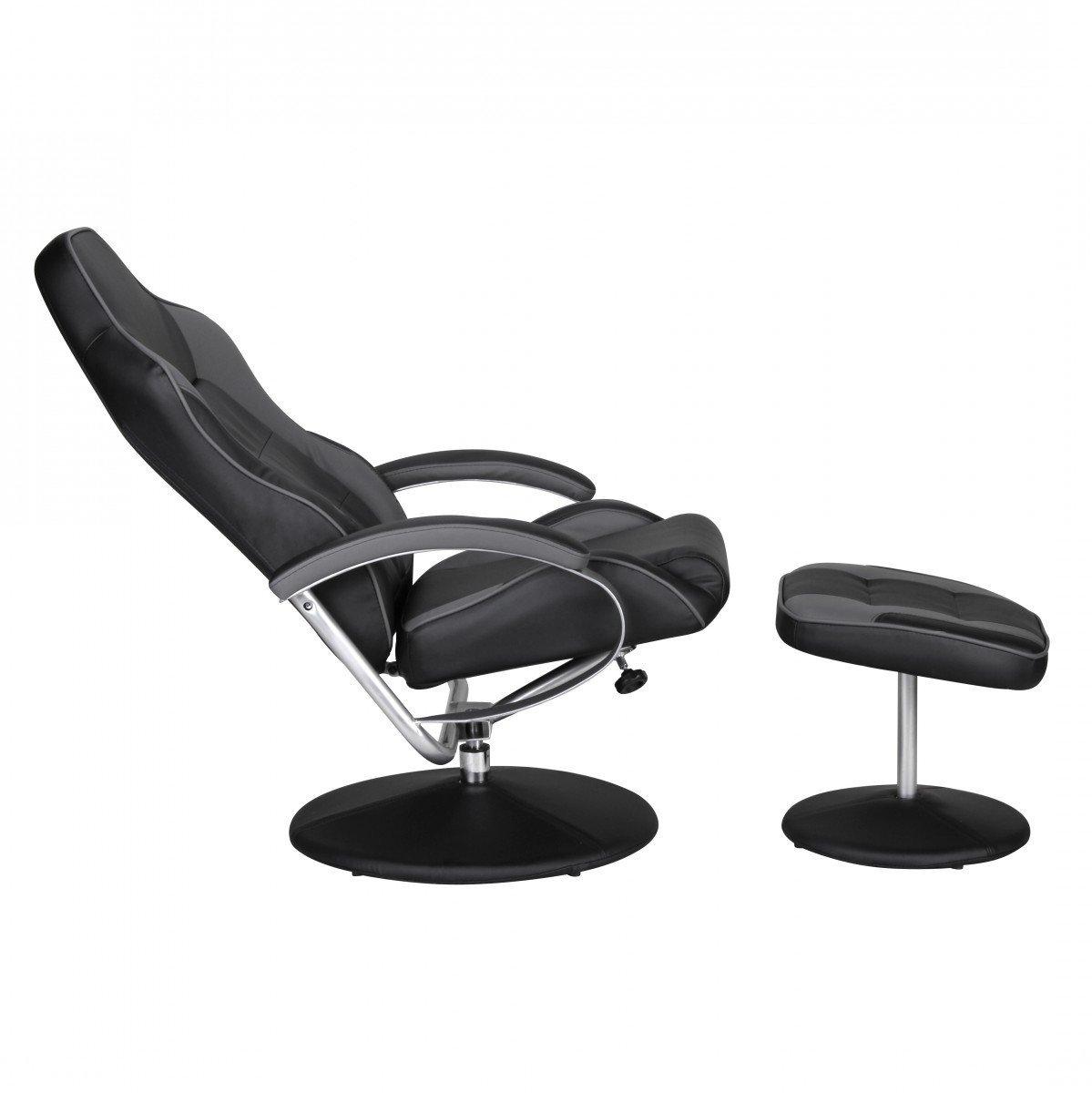 Tv sessel design  Amstyle Sporting TV Fernseh-/Relax-Sessel drehbar mit Hocker ...