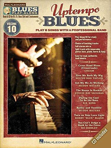 Download Uptempo Blues: Blues Play-Along Volume 10 PDF