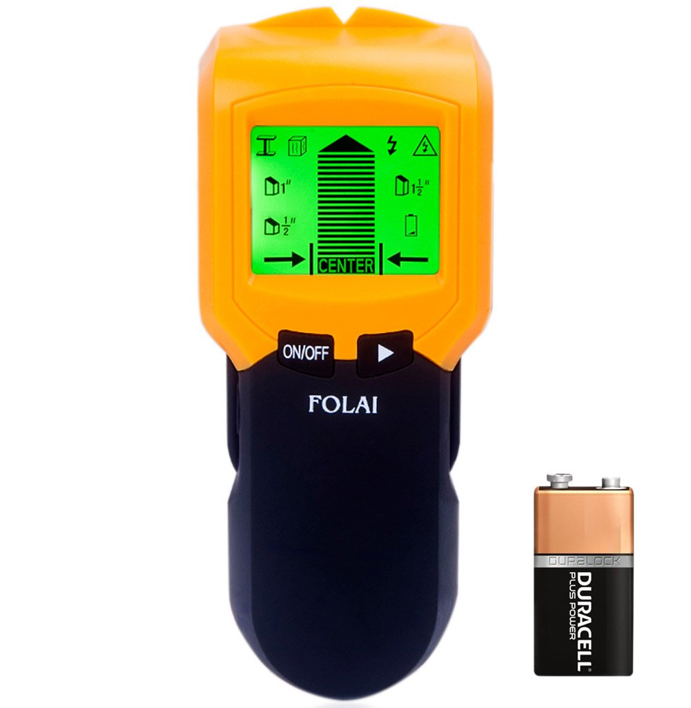 Stud Finders Wall finder Wall Detector Multi Function Center-Finding Stud Finders for AC Wire/Metal/Wood