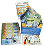 NewPath Learning Middle School Physical Science Curriculum Mastery Game, Grade 5-9, Take-Home Pack