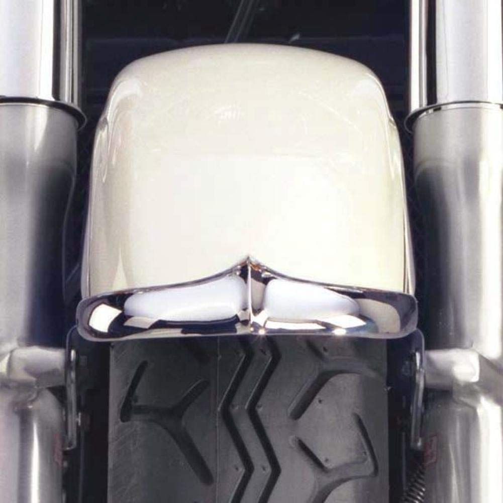 National Cycle Chrome Front Fender Tip for Honda VT1100 ACE N717
