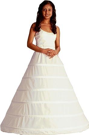 Southern Belle Bridal Hoop Skirt Wedding Slip At Amazon Women S