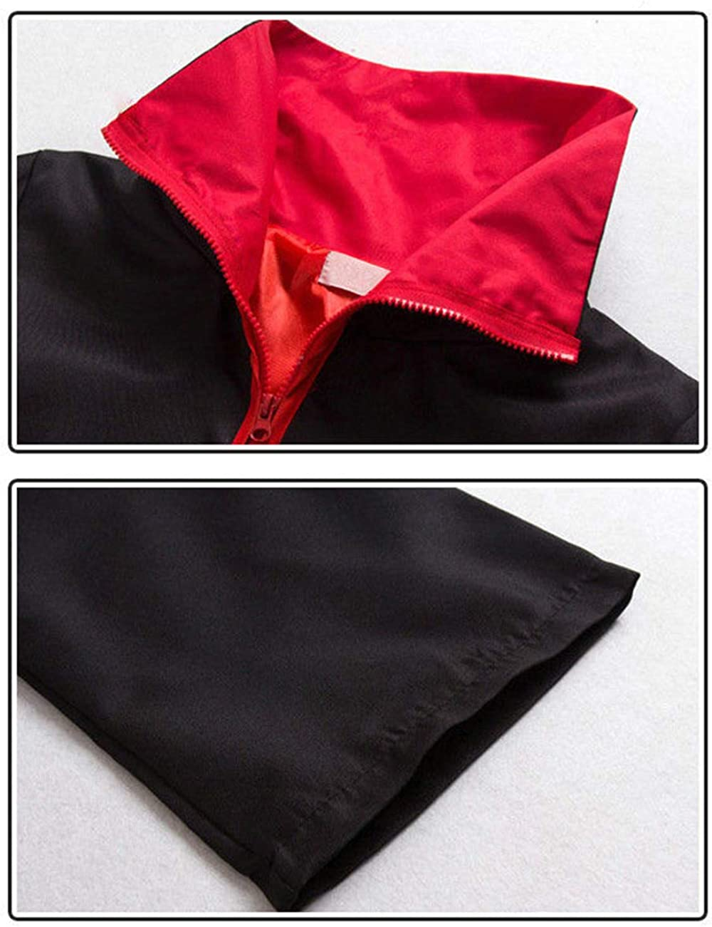 Tinyones Unisex Uniform Cloak with Headband Halloween Cosplay Costume Long Robe