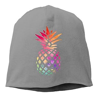 Color Gorros de piña Gorras de Calavera Sombreros de algodón ...