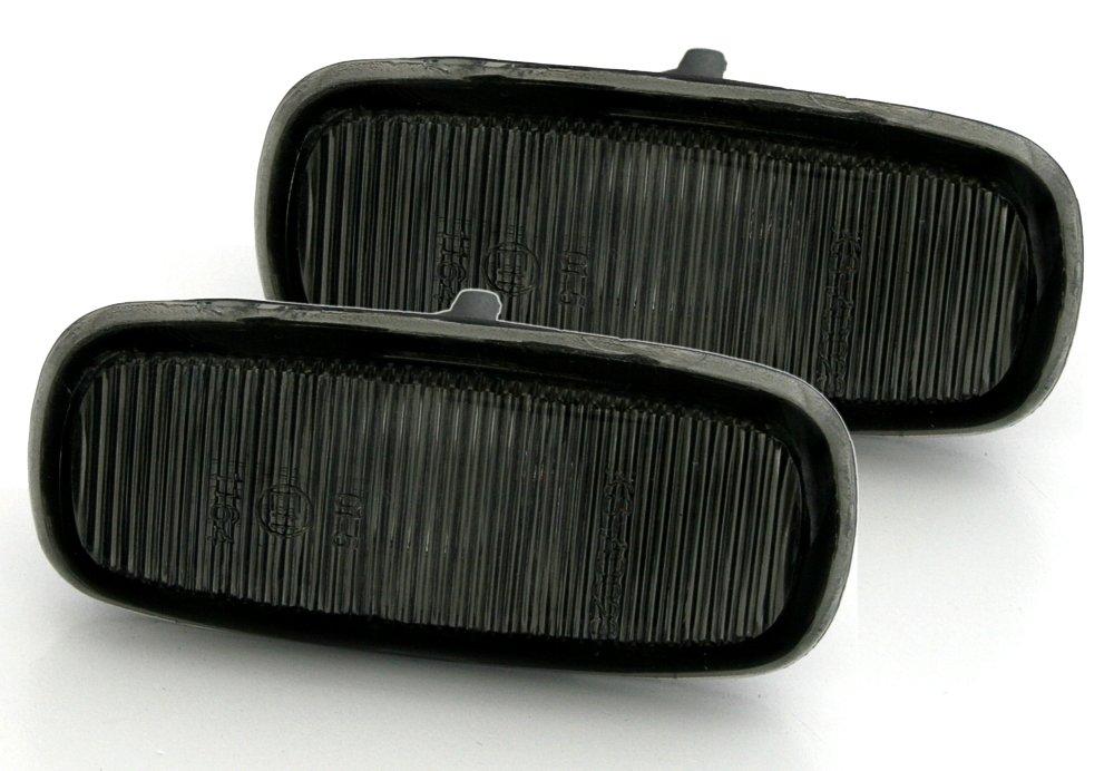 Audi A3 Black side repeater Indicators