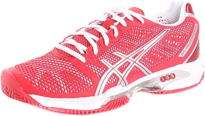 ZAPATILLAS ASICS PADEL GEL SOLUTION SPEED 2 CLAY ...