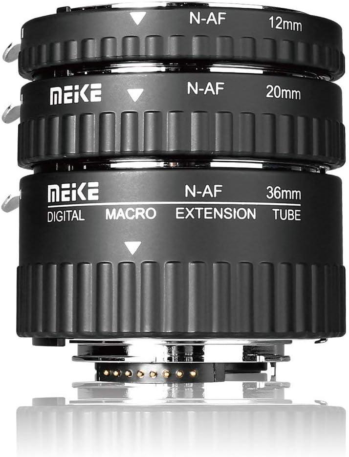 Electronic Mount Auto foco Nikon DSLR D80 D90 D300 D300S