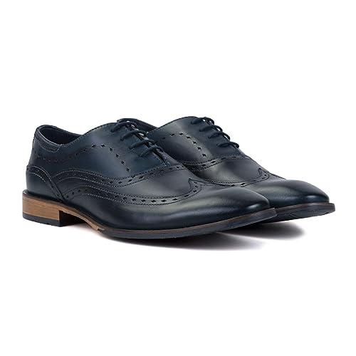6002118bb380 Goodwin Smith Bowland Mens Oxford Brogue Shoes  Amazon.co.uk  Shoes ...