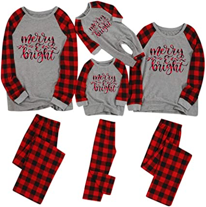 Black XL S Cotton//Polyester L M MOM Print Pajama Set
