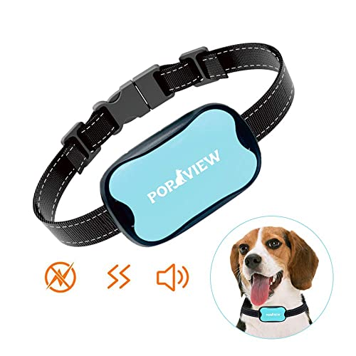 POP-VIEW-No-Shock-Dog-Bark-Collar width=300